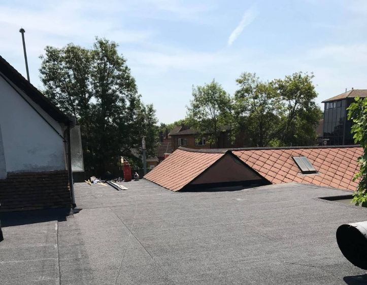 Flat Roofing Woking